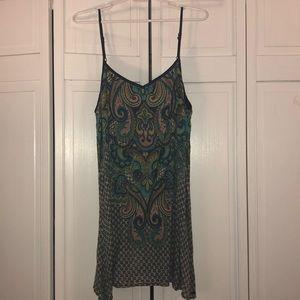 Super cute paisley O'Neill summer dress!